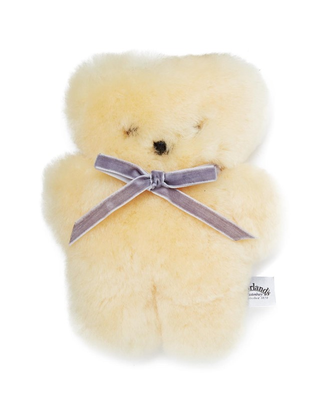 Flat Teddy Bear