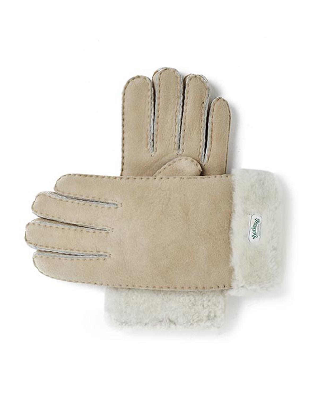Cuff Lambskin Gloves