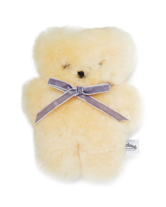 Small Flat Teddy Bear