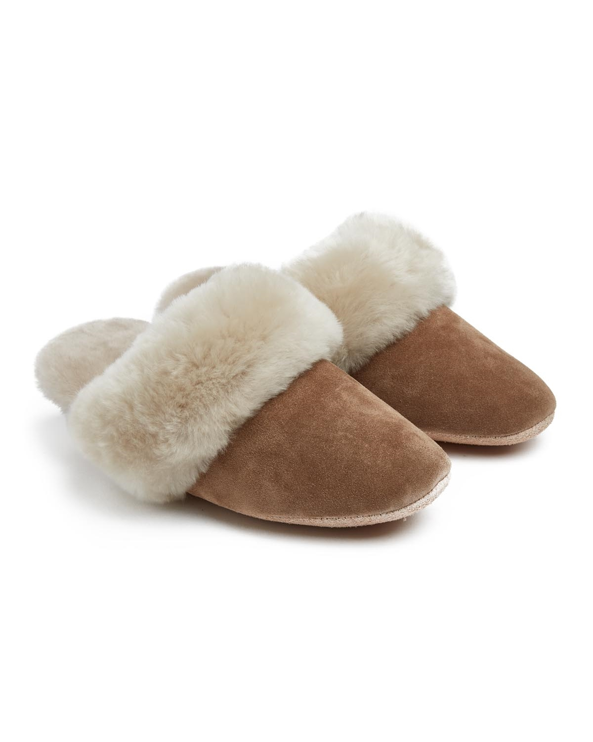 Ladies Moffat Slipper - Size 9 - Mole