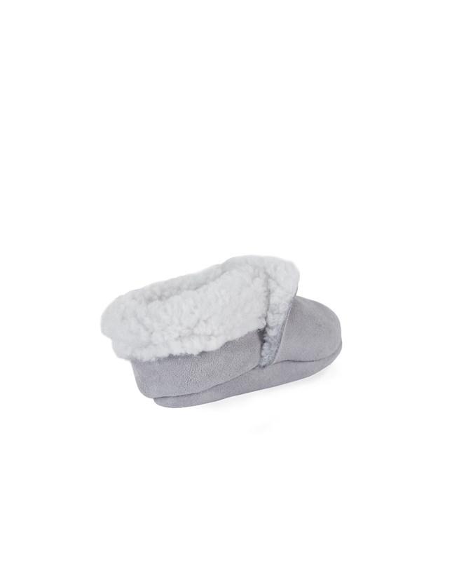 baby pram shoes  - light grey 4.jpg