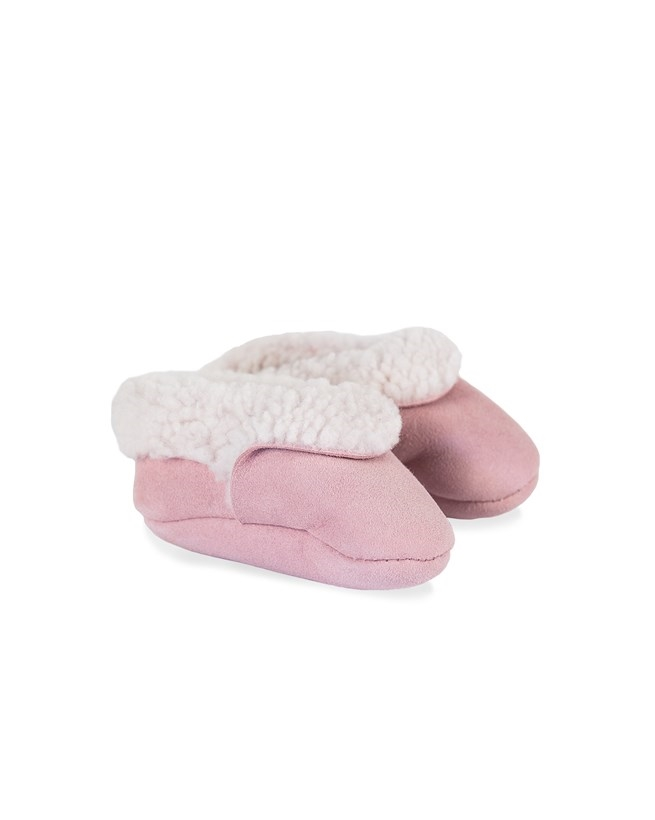 Sheepskin Baby Pram Shoes