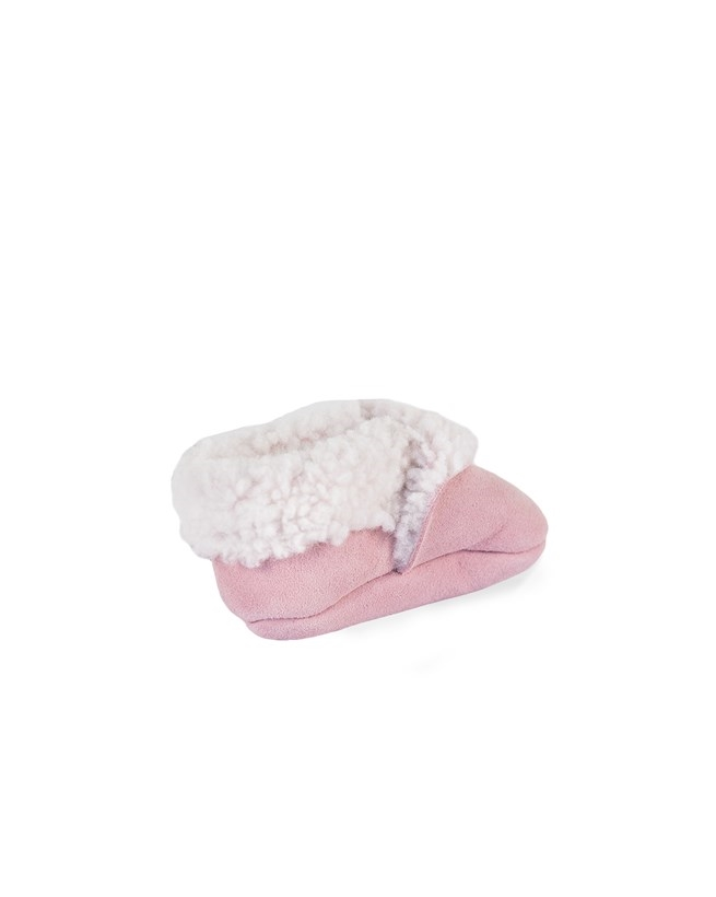 baby pram shoes  - light pink 4.jpg