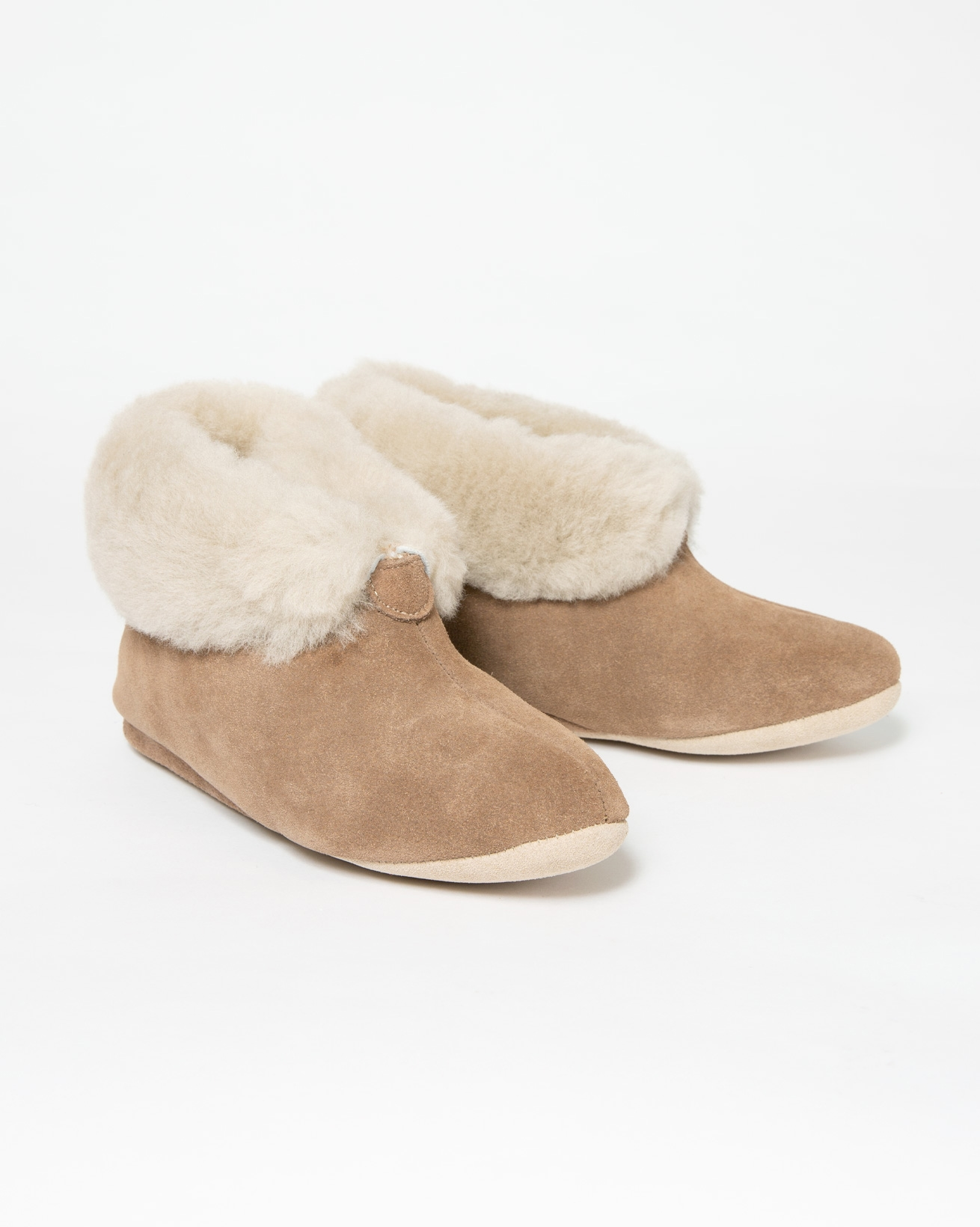 Ladies Igloo Slipper - Size 3 - Mole