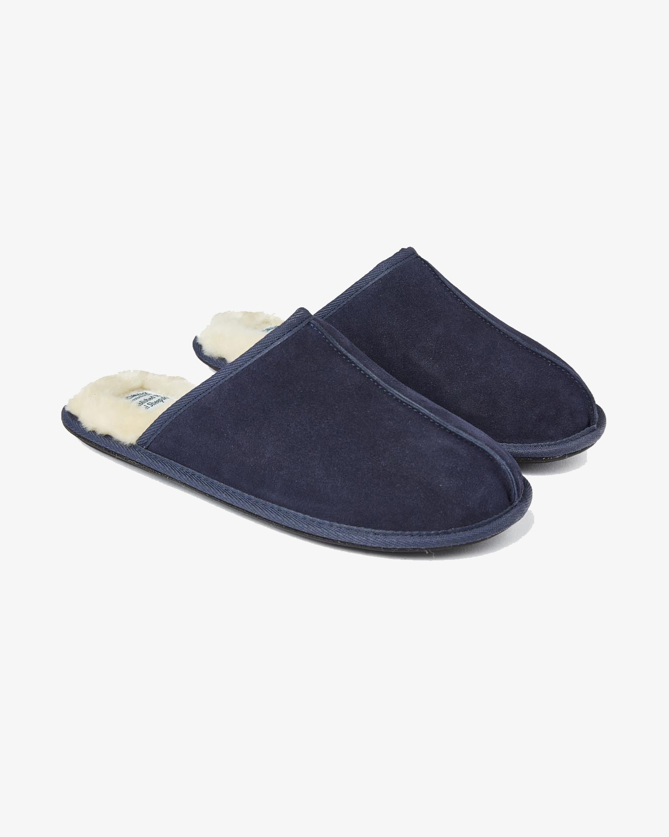 Ladies Bere Slipper - Medium - Navy