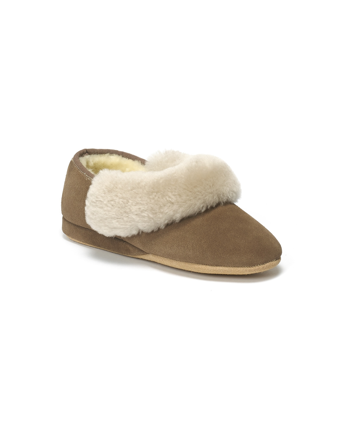 Ladies Strathmore Slipper - Size 9 - Mole