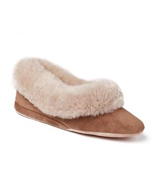 Ladies Sheepskin Slippers Seaforth