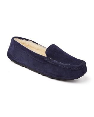 Ladies Sheepskin Loafer