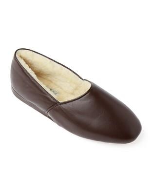 Men's Sheepskin Slippers Lauder