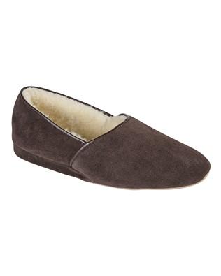 Men's Sheepskin Slippers Dunbar