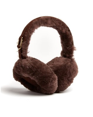 Ladies Sheepskin Ear Muffs