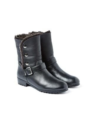 Ladies Tara Boot - Size 7 - Black - 50