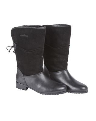 Ladies Linda Boot - Size 8 - Black - 46